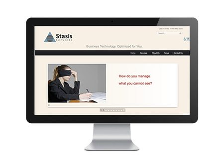 Stasis Services Website