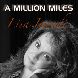 A Million Miles - Lisa Imondi - CD Cover