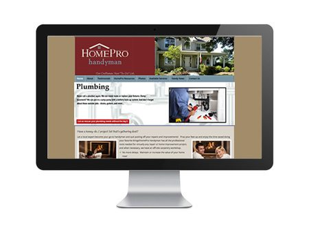 HomePro Handyman Website