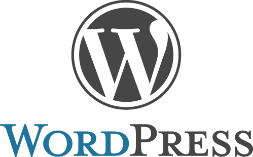 Licensed and official WordPress Logo